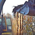 Между селами Лиманское и Граденицы ремонтируют автодорогу госзначения (фото)
