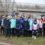 Ореховая аллея — родной школе: ученики Беляевской школы приняли участие в традиционной акции