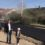 В селе Дачное завершается ремонт асфальтного покрытия на центральной улице