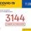 COVID-19: в Одеській  області  зафіксовано 9 157 випадків коронавірусної хвороби